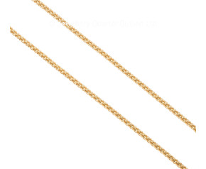 Pre-Owned 18ct Gold Fancy Chain Necklace