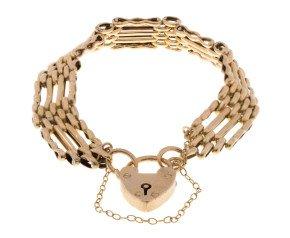 Pre-owned Gate Bracelet