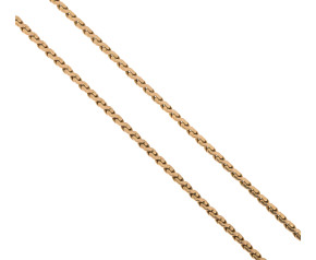 Pre-owned 18ct Gold Fancy Chain