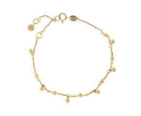 "Pre-Owned Links of London ""Effervescence"" Gold Bracelet"