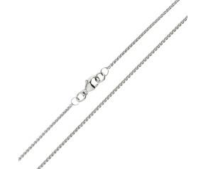 Platinum 1.30mm Spiga Chain