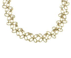 18ct Yellow Gold Papillon II Chain