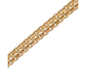 9ct Gold Box Belcher Chain