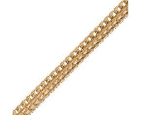 9ct Yellow Gold 1.93mm Franco Chain