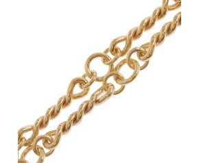 9ct Gold Fancy Chain Necklace