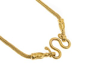Pre-Owned Etruscan Style Chain