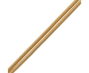 18ct Yellow Gold Baby Snake Chain