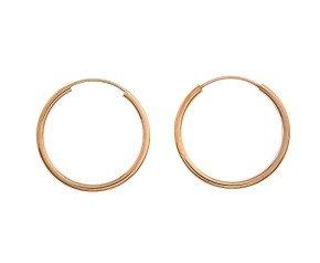 Pre-Owned Hoop Earrings