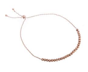 9ct Rose Gold Fancy Bracelet