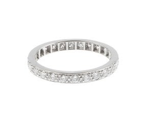 1.07 Diamond Full Eternity Ring