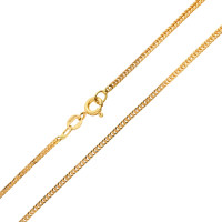 Pre-Owned 1.58mm Filed Spiga Chain