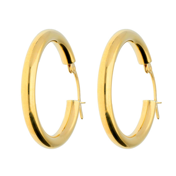 UK HALLMARKED 9CT YELLOW /& WHITE GOLD FANCY ROPE CREOLE HOOP EARRINGS